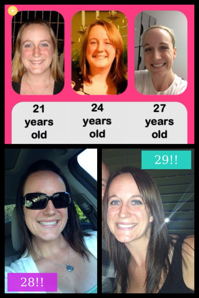 Five 21 to 29
