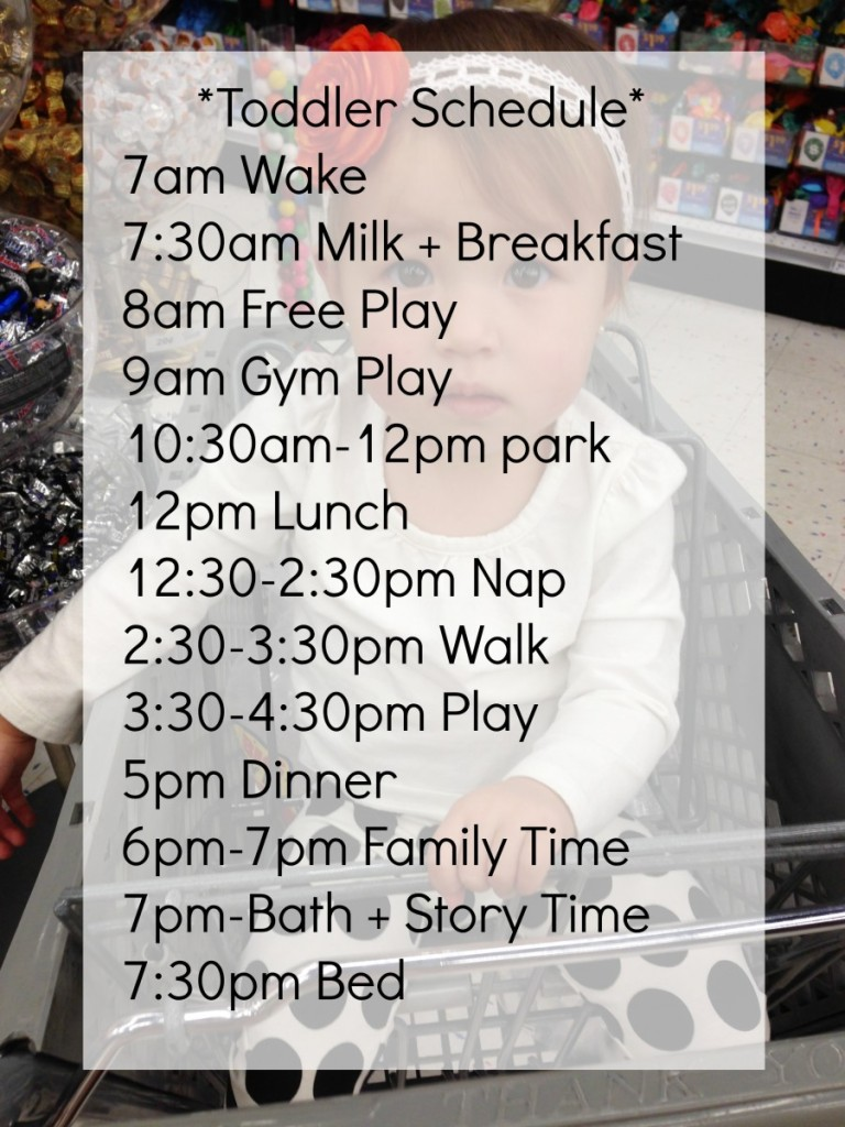 toddlerschedule
