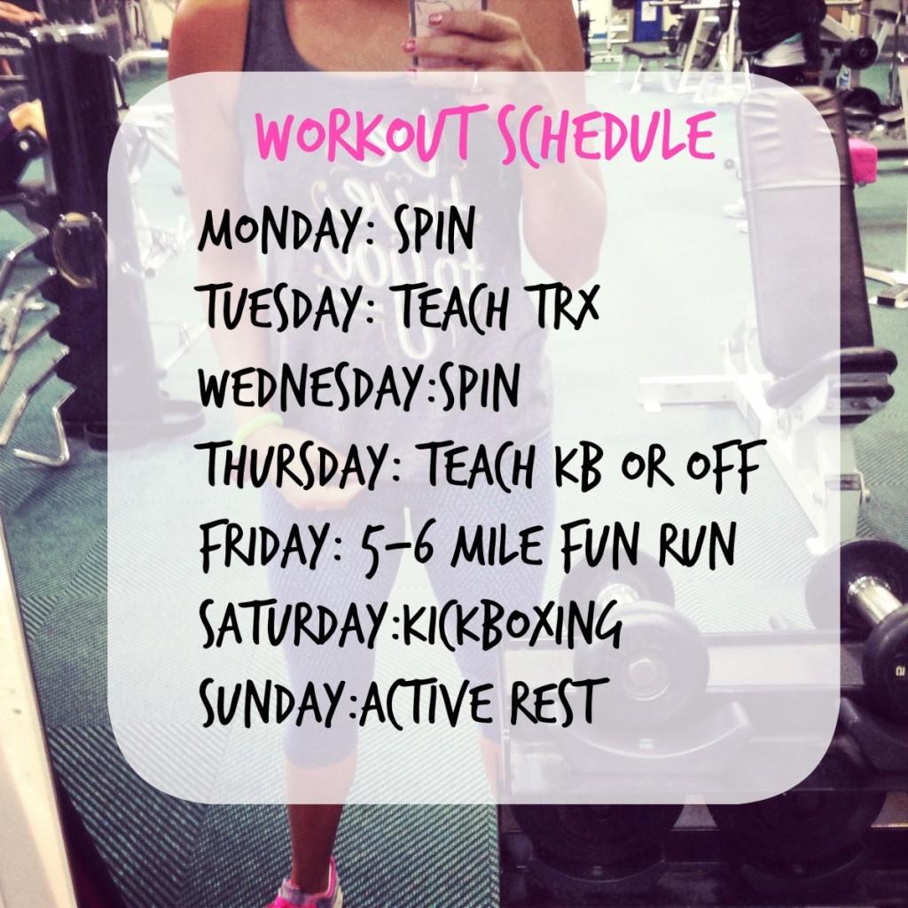 workoutschedule