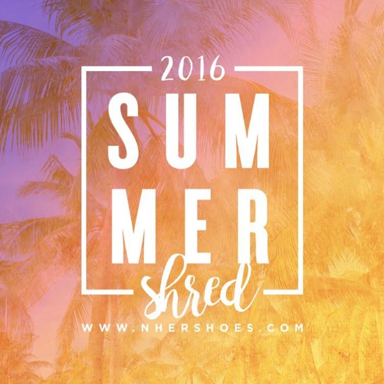 Summer Shred 2016